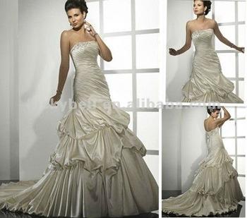 New Arrival Discount Sleeveless Suzhou Wedding dresses