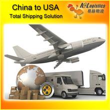 international express shipping from China to USA