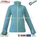 Para mujer de marca etiqueta de la prenda, chaqueta softshell de prendas de vestir chinos de las empresas