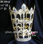 large crystal crown