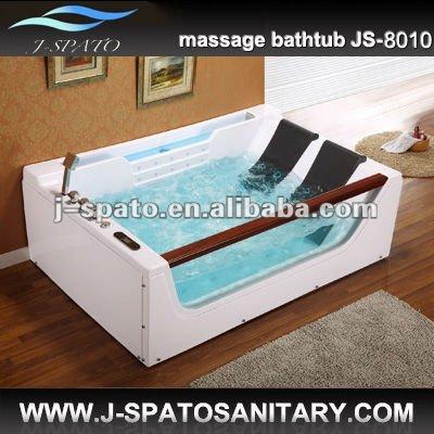 2012 two person glass whirlpool tub view whirlpool tub j spato product deta - Baignoire spa jacuzzi ...