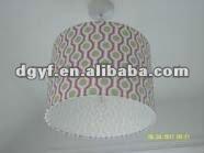 European style printing lampshade