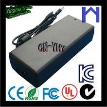 15v 5a 6a 7a power adapter with CE,UL,CUL,FCC,ROSH,SAA