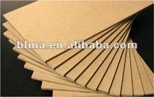 E1 2mm MDF for furniture backboard