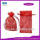 organza pouch for decoration