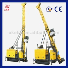 Low noise, environment protect! AKI-I-5A diamond core hydraulic drilling machine