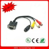 VGA To RCA Cable with best quality
