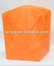 PP/PVC/CPP plastic hand bag