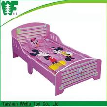Wooden children bed design