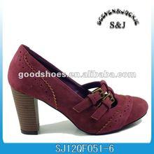 fashion formal lady dress shoes