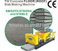 Bloque de losa de hormigón de la máquina- tw120*500