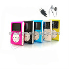 4GB Mini LCD Screen mp3 player + FM Radio