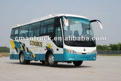 2012 HOWO tourist bus china coach