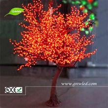 tr127-R01 GNW 2.8m LED outdoor tree lights cherry