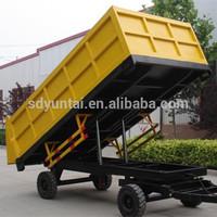 YUNTAI Multi-function Four-wheel Farm Tractor Trailer