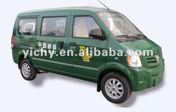 mini van for post/post van