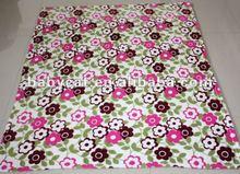 coral fleece bedding set (top sheet + fitted sheet + pillow case)