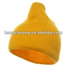 Knit Yellow yarn kelly customized color