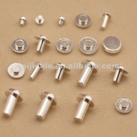 Low Resistivity Silver Electrical Contacts