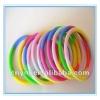 Decorative silicone rubber o ring