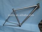 Cost effective titanium 46cm size road bike frames for sale