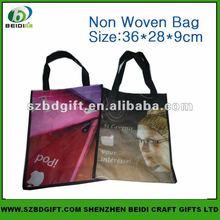 sublimation non-woven shopping bag for promatonn