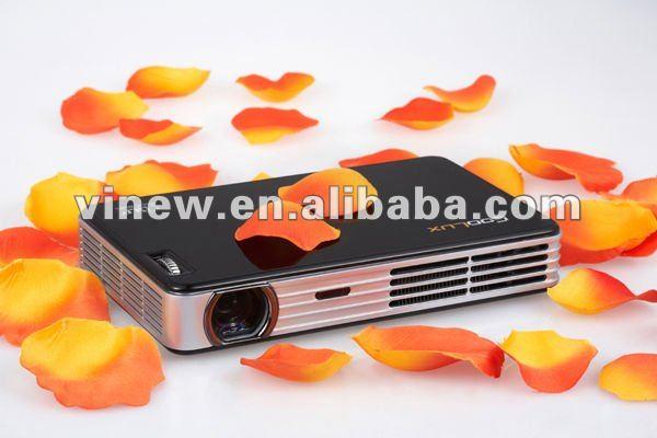 Miniprojektor, LED-Projektor, Taschen-Projektor, beweglicher Projektor--X2