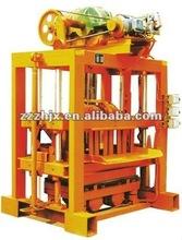 Small concrete block making machine~QMY4-40