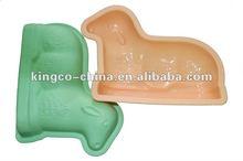 (KBW-079) Sheep Shape Silicon Cake Mold Silicon Baking Ware