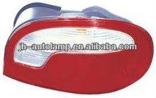 hyundai accent 1998 auto tail lamp(92402-22300 92401-22501),car rear light hyundai accent,korean auto car parts accessories