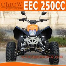 New Road Legal 250cc Quad