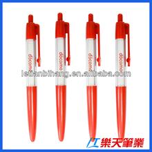 LT-A340 Guangzhou cheapest promotion plastic ball pen