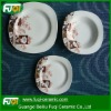 18pcs porcelain fine china dinnerware