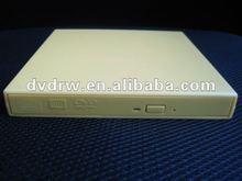 External DVD Burner DVD Writer Eight Colors Available White