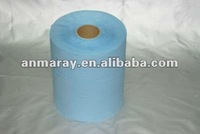 Blue Hand roll paper towel