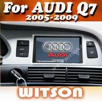 WITSON Car DVD Radio GPS Navigation for CAR AUDI Q7