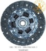 75/04 - 83/09 VW LT 28-35 I Bus (281-363) FOR AUTO CLUTCH DISC