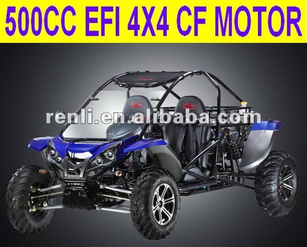 sell renli 26KW 500cc street legal Buggy 4 wheel driven