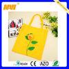 flower reusable shopping bag folding nylon bag NV-2072)