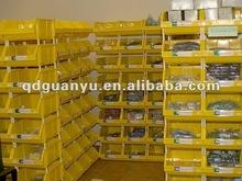 Parts storage plastic trays