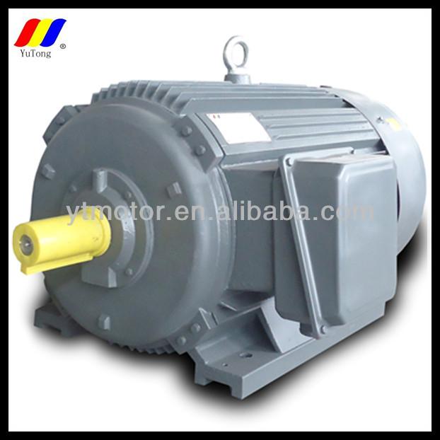 Y Series Three-Phase Asynchronous ac electric motors 415v