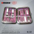 Profesional de manicura y pedicura herramienta/set de manicura
