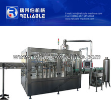 3-in-1 Carbonated Beverage/Soft Drink Filing Machine