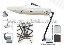 hot sale products for 3x4m outdoor garden big alumnium umbrella