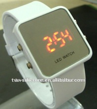 2012 colorful Rubber sports led watch for promotion gift