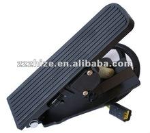 kinglong spare parts brake accelerator pedal