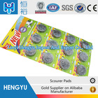 stainless steel 410 scourer,Scrubber for kitchen cleaning
