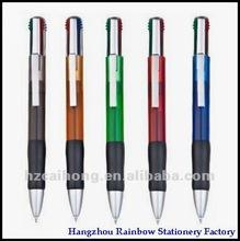 Plastic Multi-function 4colors ballpoint Pen CH-6116
