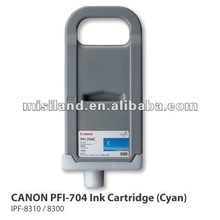 Original Canon PFI-704 ink cartridge for IPF8300 (New Code: pfi-8706)