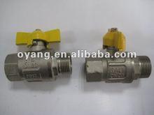 1/2 manual ball valve